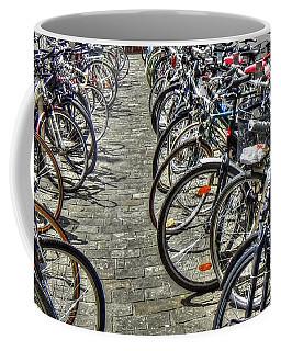 Bicycles Coffee Mug