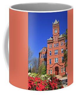 Biddle Hall In The Spring Coffee Mug