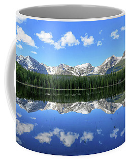 Bierstadt Lake In Rocky Mountain National Park Coffee Mug