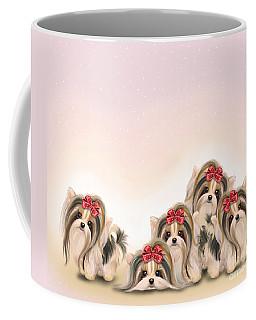 Biewer Pack Coffee Mug