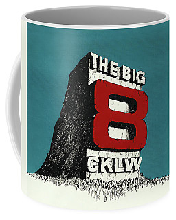 Big 8 Monolith Coffee Mug