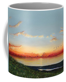 Big Assawoman Bay Coffee Mug