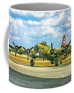 Big Bad Boeing B17 Coffee Mug