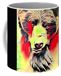 Big Bear Laying Down 1 Coffee Mug