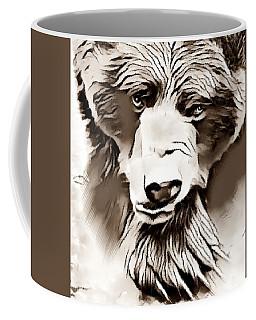 Big Bear Laying Down 2 Coffee Mug