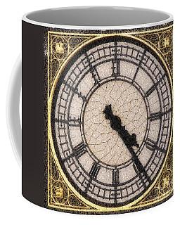 Big Ben Clock Color By Numbers 20161115 Coffee Mug
