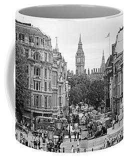 Big Ben From Trafalgar Square Coffee Mug