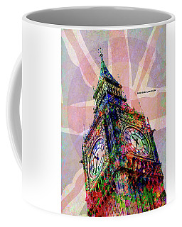 Big Ben Coffee Mug by Gary Grayson
