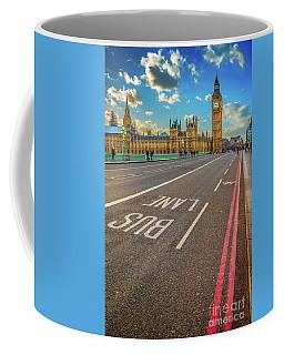 Big Ben Westminster Coffee Mug