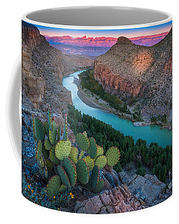 Big Bend Evening Coffee Mug