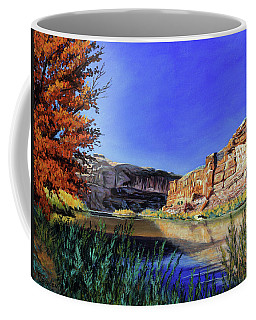 Big Bend On The Colorado Coffee Mug