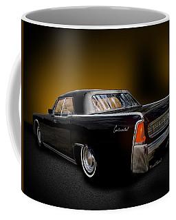 Big Black Lincoln Rag Top Coffee Mug