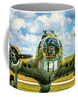 Big Bomber B17 Coffee Mug