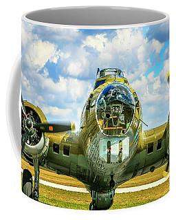 Big Bomber B17 Coffee Mug by Chris Smith
