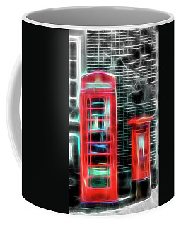 Coffee Mug featuring the photograph Big Box Little Box by Scott Carruthers