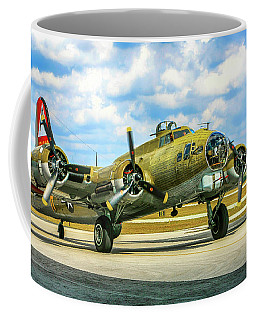Big Boy Boeing B17  Coffee Mug