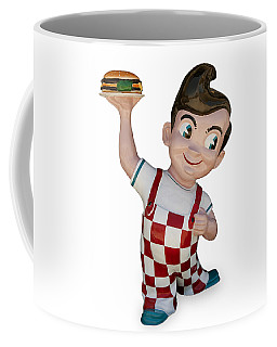 The Big Boy Coffee Mug by Gary Warnimont