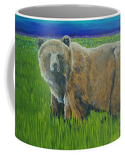 Big Brown Coffee Mug