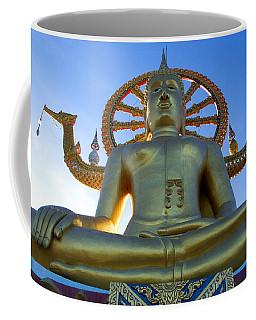 Big Buddha At Koh Samui Coffee Mug