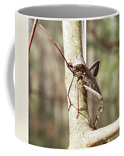 Big Bug In The Tree Coffee Mug