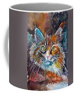 Big Cat Coffee Mug
