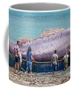 Big Catch Coffee Mug