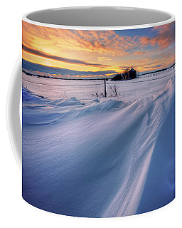 Big Drifts Coffee Mug