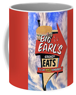 Coffee Mug featuring the photograph Big Earls by Paul Wear
