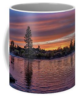 Big Eddy Sunrise Coffee Mug