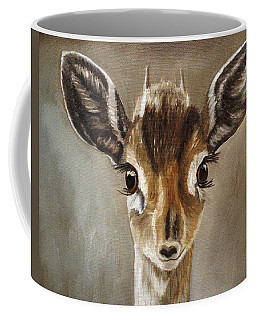 Big Eyes Dik-dik Coffee Mug