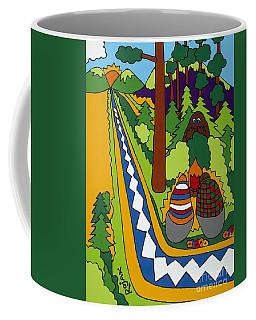Big Foot Coffee Mug