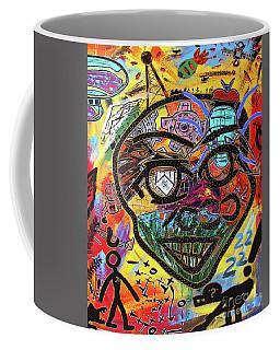 Big Games Coffee Mug