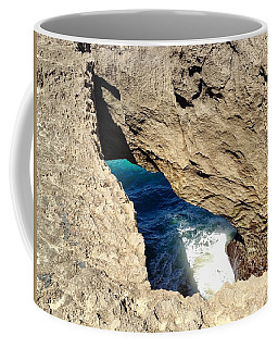 Big Hole  Coffee Mug