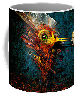 Big Hunter Coffee Mug