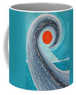 Big Kahuna Original Painting Coffee Mug