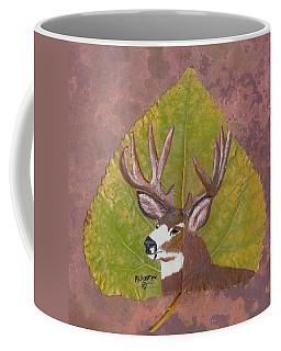 Big Mule Deer Buck Coffee Mug