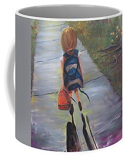 Big New World Coffee Mug