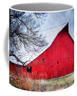 Big Red Barn Coffee Mug