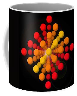 Big Red Figure Coffee Mug