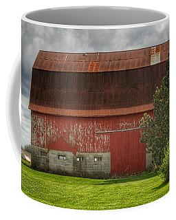 0005 - Big Red Iv Coffee Mug