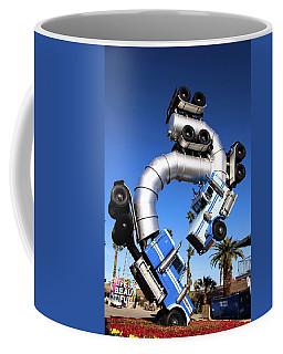 Big Rig Jig Balancing In Vegas Coffee Mug
