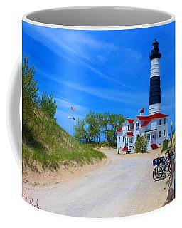 Big Sable Point Lighthouse Coffee Mug