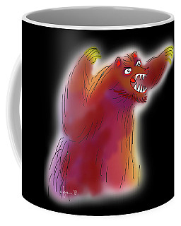 Big Scary Bear Coffee Mug
