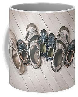 Big Shoes To Fill Coffee Mug
