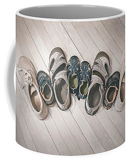 Big Shoes To Fill Coffee Mug