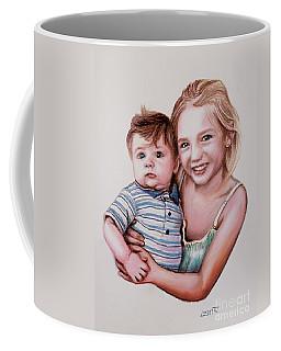 Big Sister Coffee Mug by Dave Luebbert