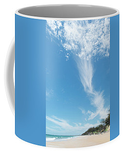 Big Sky Beach Coffee Mug