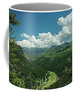 Big Sky Country Coffee Mug by Nick Boren