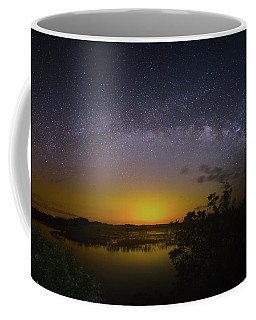 Big Sky Galaxy Coffee Mug