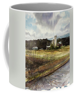 Big Sky Coffee Mug by Judith Levins